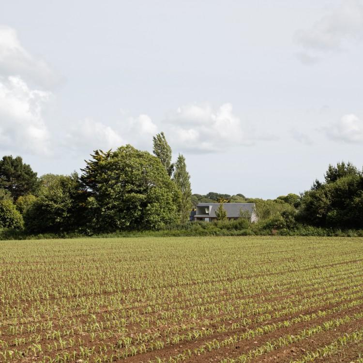 Rénovation d'un corps de ferme en Pays Bigouden