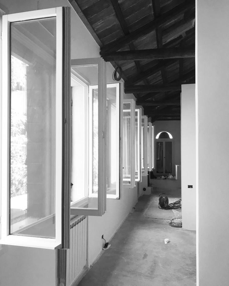 Rénovation d'un atelier à Venise